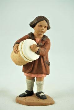 Ref.:1433 Niña tocando la zambomba