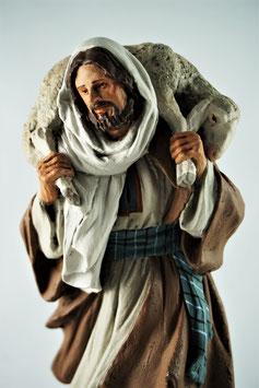 Ref..2085 Pastor con cordero