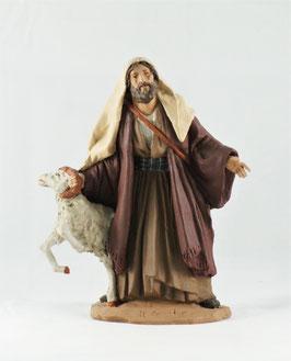 Ref.:1407 Pastor con carnero