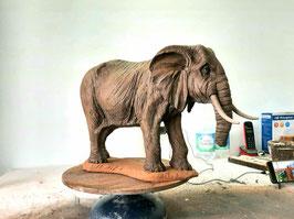 Ref.:2067 Elefante