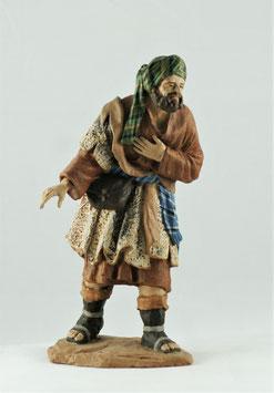 Ref.:1626 Pastor vestido con lana