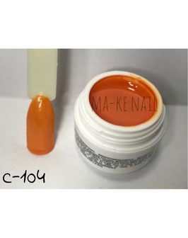 GEL UV COLORATO C-104