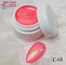 GEL UV COLORATO C-68