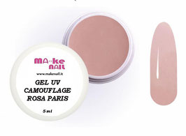NEW GEL UV CAMOUFLAGE ROSA PARIS 5 ML (04)