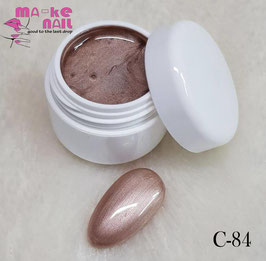 GEL UV COLORATO C-84