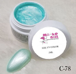 GEL UV COLORATO C-78
