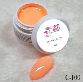GEL UV COLORATO C-100