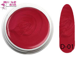 GEL UV COLOR SPECIAL D-01