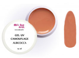 GEL UV CAMOUFLAGE ALBICOCCA 15 ML