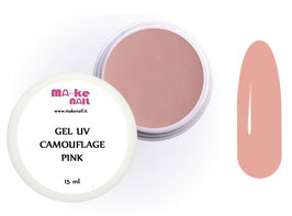 GEL UV CAMOUFLAGE ROSA 15 ML