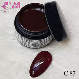 GEL UV COLORATO C-87