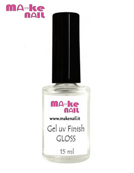 GEL UV FINISH GLOSS 15 ML