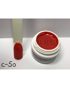 GEL UV COLORATO C-50
