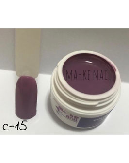 GEL UV COLORATO C-15