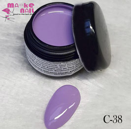 GEL UV COLORATO C-38