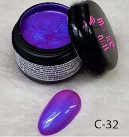 GEL UV COLORATO C-32