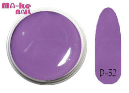 GEL UV COLOR SPECIAL D-32