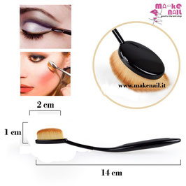 PENNELLO TOOTBRUSH SHAPED