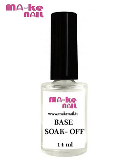 BASE SOAK-OFF 14 ML