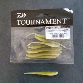 Tournament Ayu 3 inch