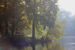 Leinwandbild, aus Wald und Flur, Motiv: 0175, auf einen Trägerrahmen gespannt