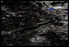 Leinwandbild, fremde Galaxien, Motiv: 2930 in einem Massivholzrahmen