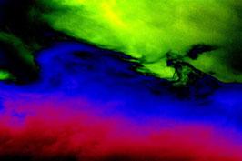 Leinwandbild, Sternenstaub, Motiv: 9642 auf einen Trägerrahmen gespannt