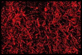 Leinwandbild zersplittert 0998b in einem Massivholzrahmen