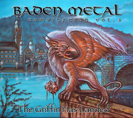 Baden Metal Compilation Vol. 3, 2015