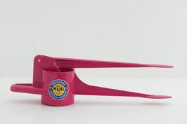 Spätzlefix (unregelmäßige Lochform) pink / Magenta