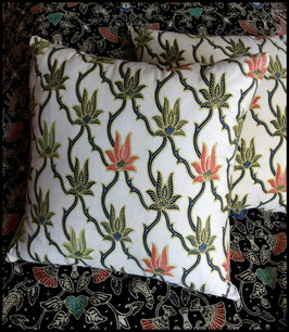 Vines and Flowers Batik