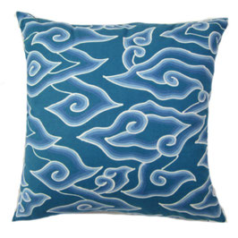Traditional Cloud Batik Pillows