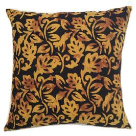 Lantern Light Batik Pillow