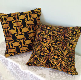 Starburst Mosaic + Buckle and Bone Pillows