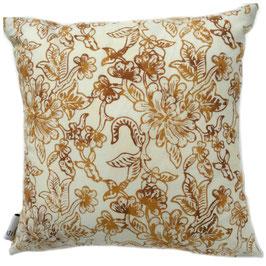 Garden Glow Batik Pillow