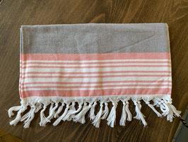 Cunda Handtuch mit Frottee