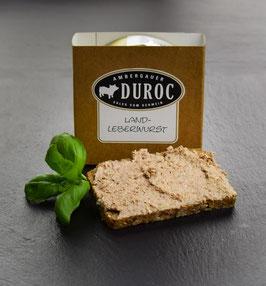 DUROC Landleberwurst
