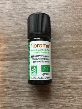 Huile Essentielle Bio : Bergamote