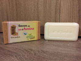Savon Bio Naturel au Lait d'Avoine
