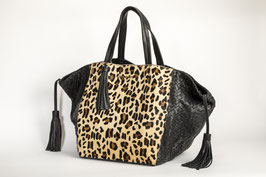XXL Shopper - Leopard Line