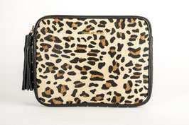 XL CLUTCH - Leopard Line