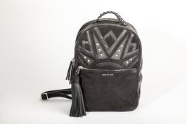 Back pack - Rocking Ethno BLACK