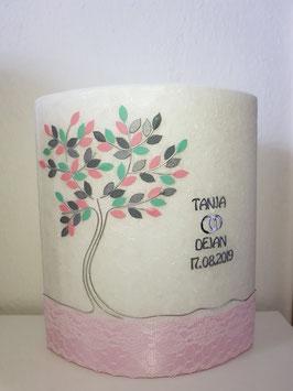 Hochzeitselypse Lebenbaum