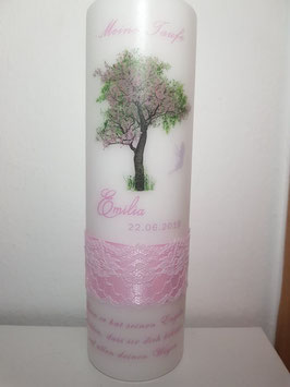Taufstumpe Blütenbaum
