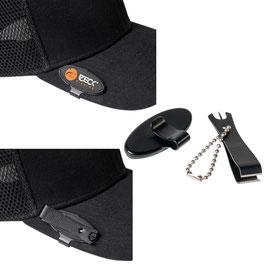 Zeck Hat Clip & Nipper