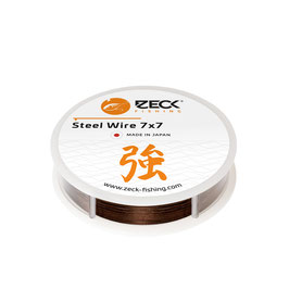 Zeck 7x7 Steel Wire