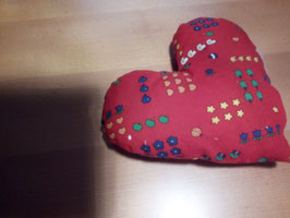Schmusekissen / Herz