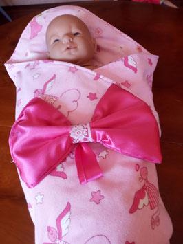 Baby-Einschlagdecke