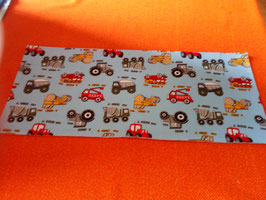 Stifterolle : Motiv - Baufahrzeuge - Aufbewahrung für Buntstifte
