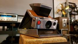 600 Converted Polaroid SX-70 Model 1